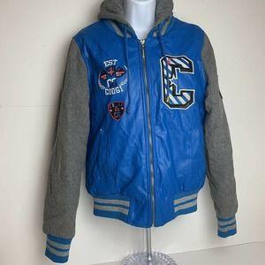 Coogi Australia Letterman Jacket Vintage